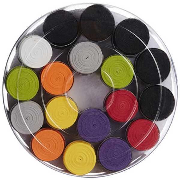 Yonex AC 102 EX Badminton Grip (Pack of 36)
