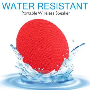 Callmate Mini 001 Bluetooth Speaker - Red   Black   White   Orange