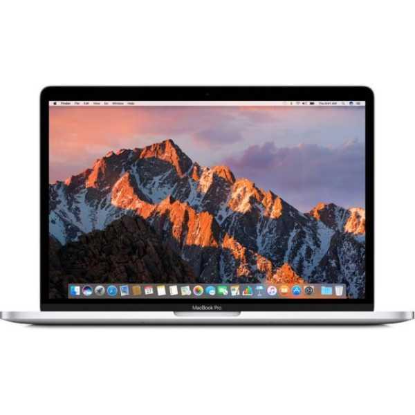 Apple (MPXU2HN/A) MacBook Pro - Silver