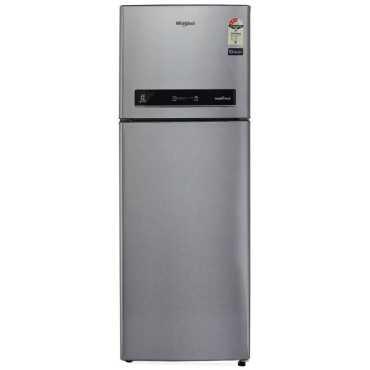 Whirlpool IF 278 ELT 265 L 3 Star Frost Free Double Door Refrigerator - Steel