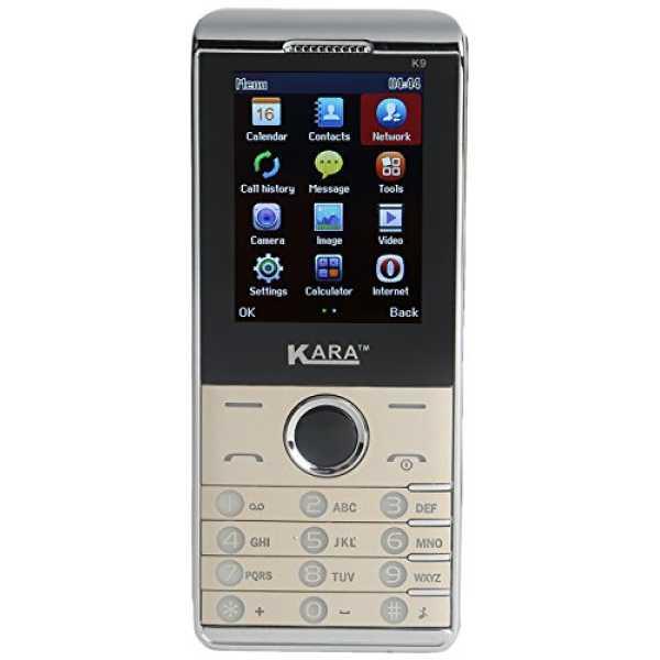 Kara K9 - Black