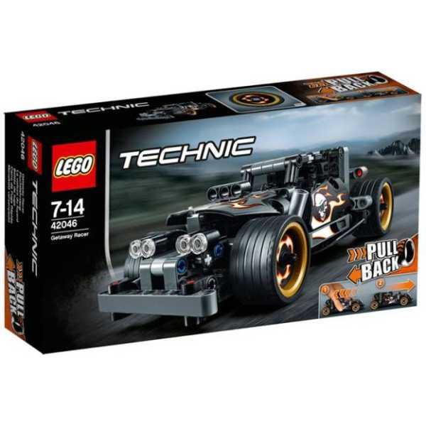 Lego Technic 42046 - Get Away Racer