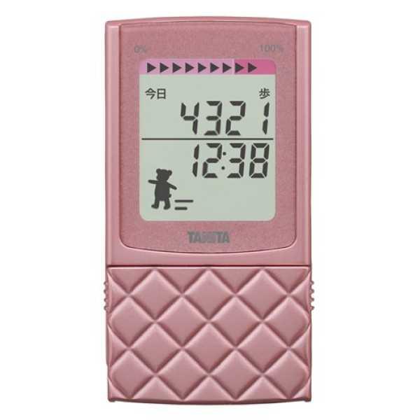 Tanita FB-729K Pedometer (With 3D Sensor)
