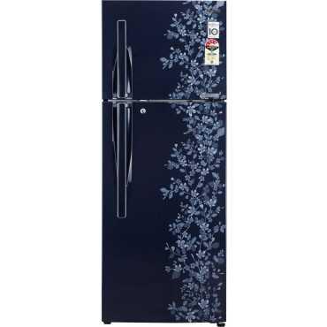 LG GL-M322RMPL/RSPL 310 Litres Double Door Refrigerator (Paradise)