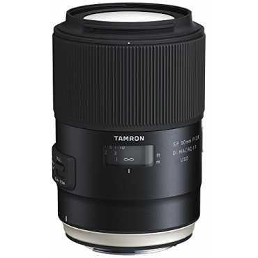 Tamron AFF017S-700 SP 90mm f/2.8 DI USD 1:1 Macro Lens - Black