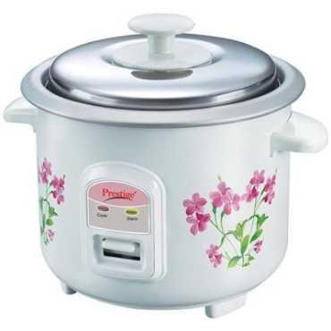 Prestige PRWO 0.6 - 2.0 Electric Cooker - White