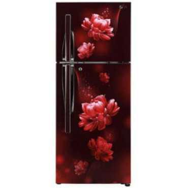 LG GL-T292RSCY 260 L 2 Star Inverter Frost Free Double Door Refrigerator
