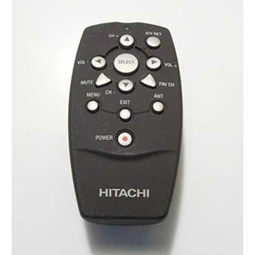 Hitachi CLU-120S Remote Controller