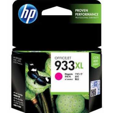 HP 933XL Magenta Ink Cartridge - Pink