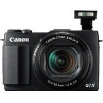 Canon PowerShot G1X Mark II Digital Camera