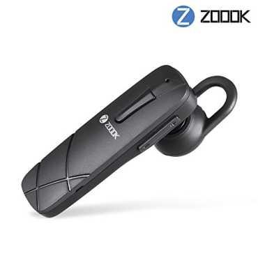 Zoook ZB-BTX4 Bluetooth Headset - Black