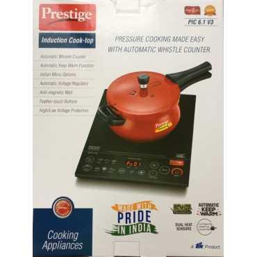 Prestige PIC 6 1 V3 2000W Induction Cooktop