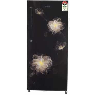 Haier HRD-1955CKB-E 195L 5S Direct Cool Single Door Refrigerator (Black Blossom)