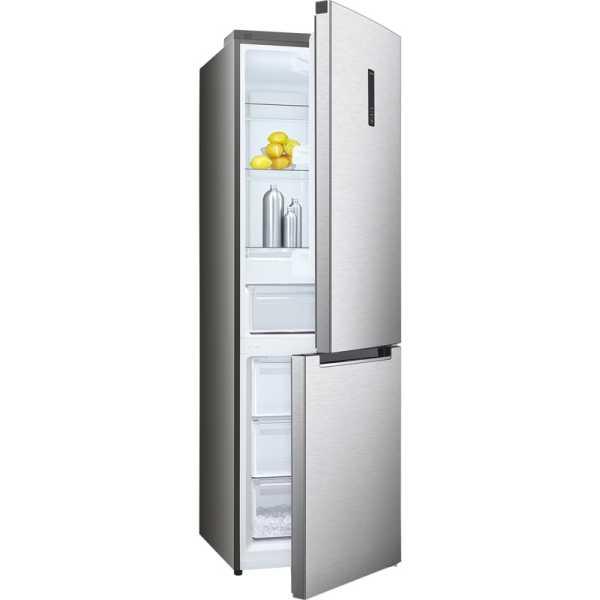 Super General SGRI 470CBNF 381L 3 Star Double Door Refrigerator - Silver