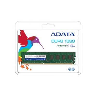 Adata Premier AD3U1600W4G11-B AD3U1600W4G11-R DDR3 4GB PC RAM