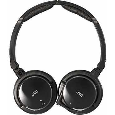 JVC HA-NC120 On the Ear Headphones - Black