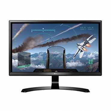 LG 24UD58-B 24 Inch IPS LED Monitor - Black