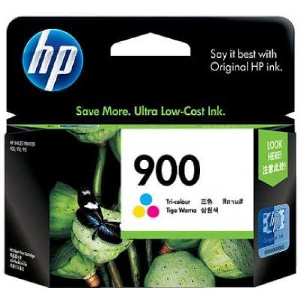 HP 900 Tricolor Ink Cartridge