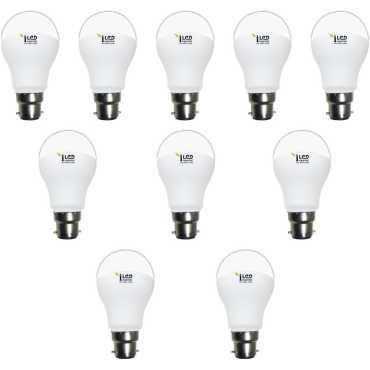 Imperial 6W-CW-BC22-3638 LED Premium Bulb (White, Pack of 10) - White