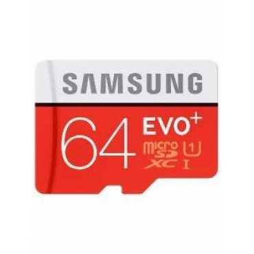 Samsung MB-MC64D 64GB Class 10 MicroSDXC Memory Card