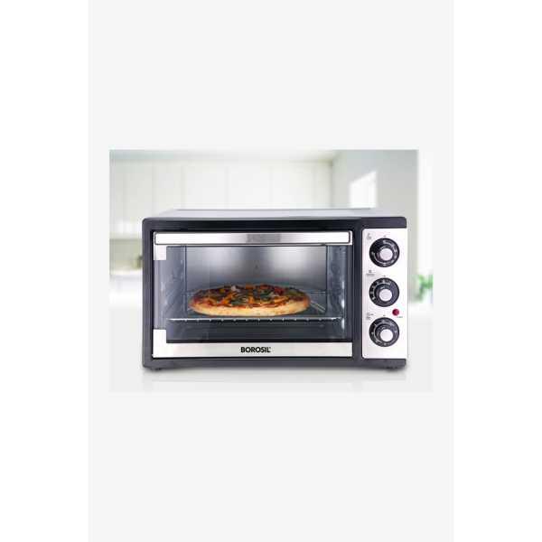 Borosil Prima BOven Toaster Grill 19CS11 19L 1300W Oven Toaster Grill