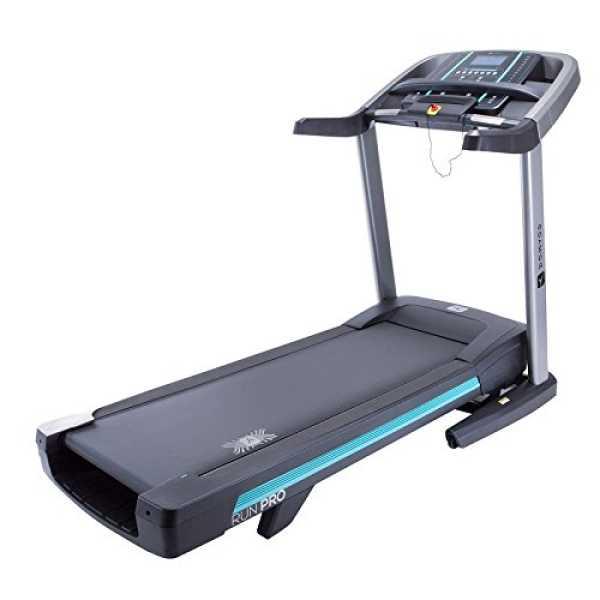 Domyos Run Pro Treadmill - Grey