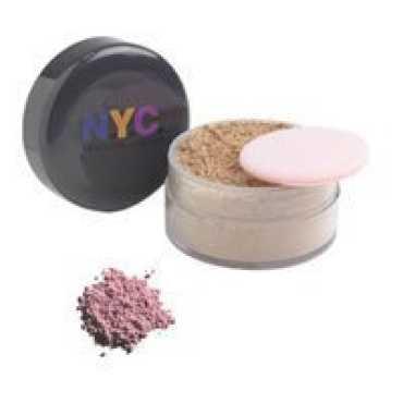 N.Y.C. Loose Face Powder (743 A Dark)