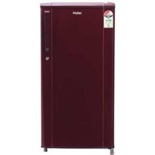 Haier HRD-1922BBR-E 192 L 2 Star Direct Cool Single Door Refrigerator