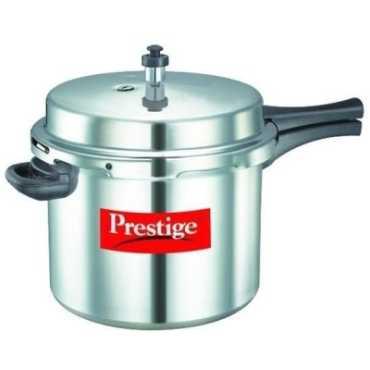 Prestige 10030 Aluminium 10 L Pressure Cooker (Outer Lid)