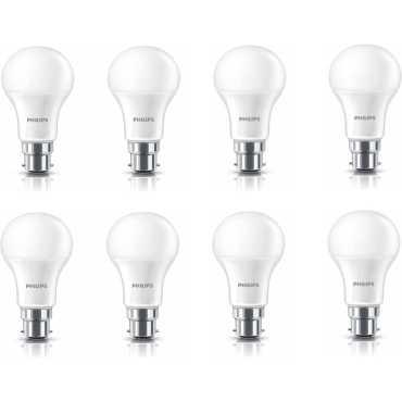 Philips 14W B22 1400L LED Bulb White Pack of 8