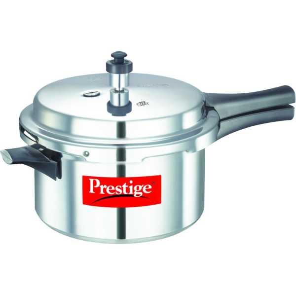 Prestige 10007 Aluminium 4 L Pressure Cooker (Outer Lid)