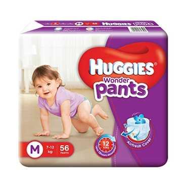 Huggies Wonder Pants Medium (56 Pieces)