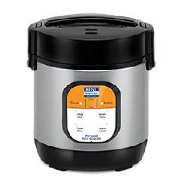 Kent 0.9L Personal Rice Cooker - Black