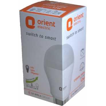Orient Electric Electric Eternal Shine 12W B22 LED Bulb (Cool White) - White