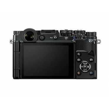 Olympus PEN-F Mirrorless Camera (Body Only) - Black