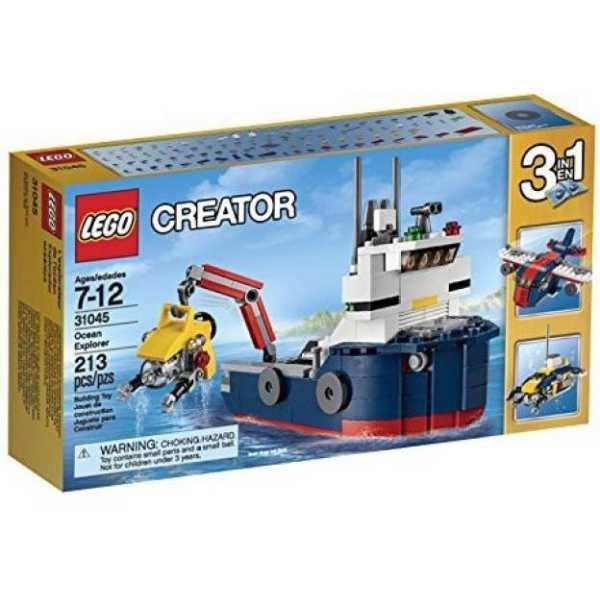 Creator Ocean Explorer 31045