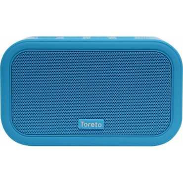 Toreto Pocket Max 6 Bluetooth Speaker - Black | Blue
