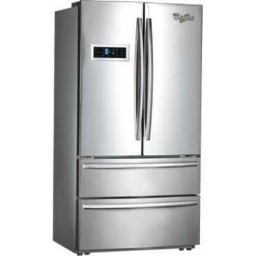 Whirlpool 702 FDBM 570L Frost Free French Door Bottom Mount Refrigerator