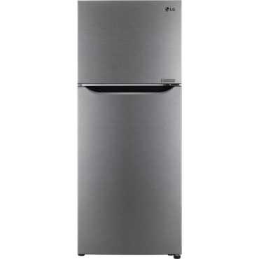 LG GL-N292SDSR 260 L 2 Star Inverter Frost Free Double Door Refrigerator - Steel