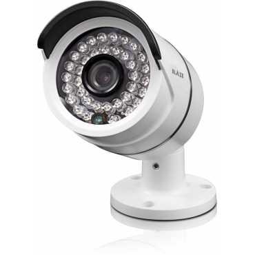 Blaze BG-AB-4N-03-0F 720P AHD Bullet CCTV Camera - White
