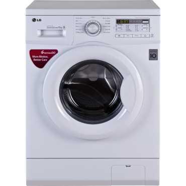 LG FH0B8NDL22 6 Kg Fully Automatic Washing Machine - White | Blue