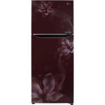 LG GL-C292SSOU 260 L 3 Star Frost Free Double Door Refrigerator