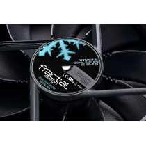 Fractal Design Venturi HF-12 (FD-FAN-VENT-HF12) Cooling Fan - Black