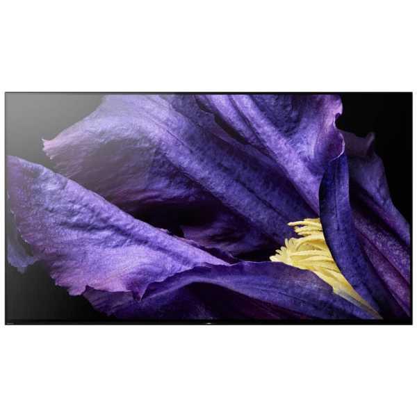 Sony (KD-65A9F) 65 Inch 4K Ultra HD Smart OLED TV - Black
