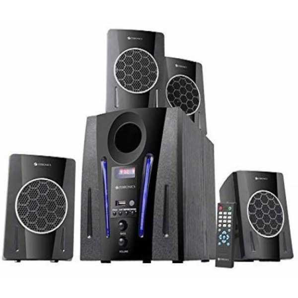 Zebronics ZEB-BT2750RUF 4.1 Channel Bluetooth Audio Speaker