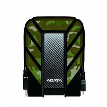A-DATA HD710M 1TB External Hard Disk - Green