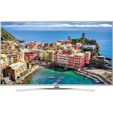 LG 49UH770T 49 Inch 4K Super UHD Smart IPS LED TV  - Black