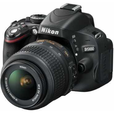 Nikon D5100 (with AF-S 18-55mm VR Kit Lens) DSLR