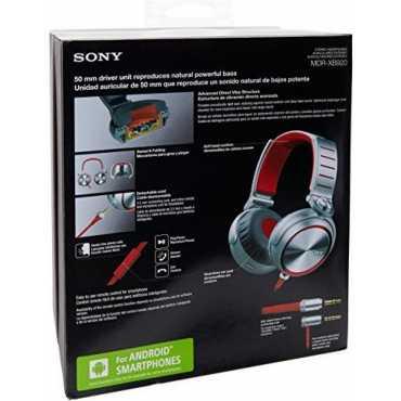 Sony MDR-XB920 Headset - White
