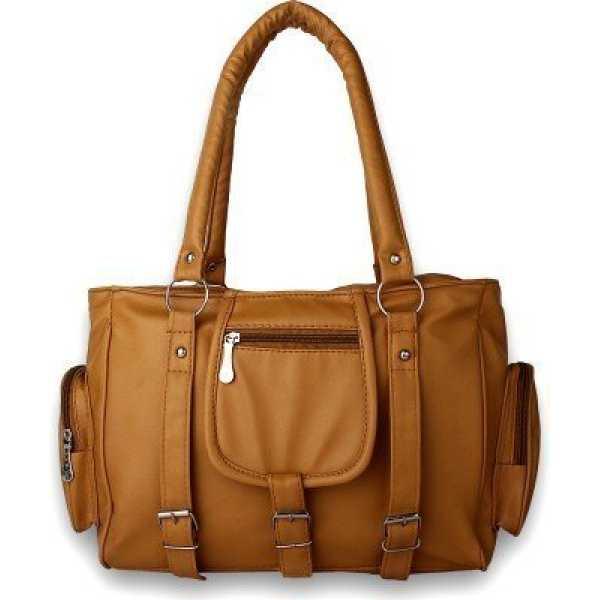 Taps Fashion Women s Handbag Mustard Sln-3